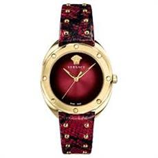 VERSACE VEBM00918 SHADOV RED LEATHER